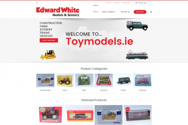 Edward White Models & Scenery